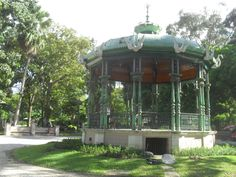 Praça da República em Belém do Pará.- Brasil