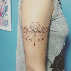 #tattoo #tatuagem #shell #ink #astattooistas #binghatattoo #binghatattoostudio (em Bingha Tattoo Studio)