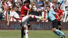 El Mallorca domina, el Rayo gana