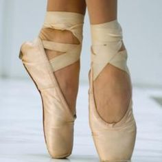 Preparing your ankles for dancing en pointe is very important.