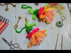 ( Borlas en capullo ) Técnicas , Crochet y muchos Tips - YouTube Crochet Necklace, Jewelry, Youtube, Summer, Jewlery, Summer Time, Jewerly, Schmuck, Jewels