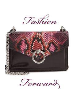 2fd5c8333191 Rebecca Minkoff Jean Snake embossed leather cross body bag. Get it at  Nordstrom s  nordstroms