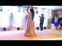 Weddings Discover Best Bride Ever GanGaur Sharma Solo Performance Bollywood Dance Classes Wedding Dance Video Kai Po Che Ladies Sangeet Best Bride Solo Performance Dance Videos Groom Entertainment Dance Workout Videos, Dance Choreography Videos, Dance Videos, Asian Wedding Dress Pakistani, Indian Wedding Outfits, Wedding Dance Video, Wedding Songs, Desi Wedding Decor, Wedding Bride