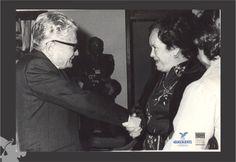 El 30 de junio de 1917 nació Pedro Rivas Cuellar, en la ciudad de Aguascalientes, presidente Municipal en los años de 1981-1983.- Fondo Archivo General Municipal.