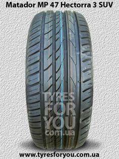 Новые летние шины для легковых автомобилей и внедорожников Matador MP 47 Hectorra 3 рисунок, описание