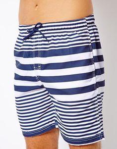 133ceead6c7f7 ASOS | Online Shopping for the Latest Clothes & Fashion. New  LookStripesSwim TrunksSwim ...