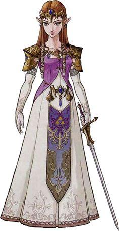 Zelda (Zelda games)