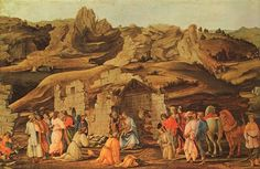 The Adoration of the Kings - Paolo Uccello