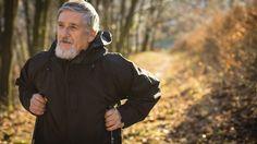 Mit einer Prothese können Arthrose-Patienten wieder in Schwung kommen - und dabei ihr Herz stärken. (Quelle: Thinkstock by Getty-Images)