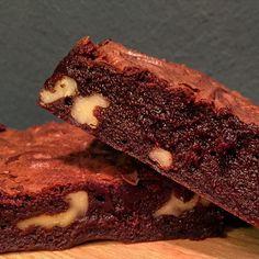 geniale Schokoladen-Brownies - Rezept - BIGMEATLOVE