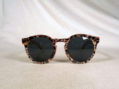 fabulous vintage sunglasses lunettes eyewear 1980 carved frame