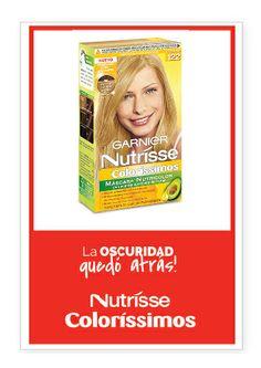COLORISSIMOS TE BLANCO - 122 -   Vas a encontrar consejos de coloración, salud y belleza para estar siempre radiante.   http://www.garnierargentina.com.ar  https://www.facebook.com/GarnierArgentina