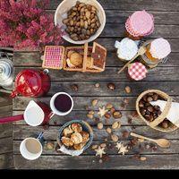 Rustic Table   La mesa está servida