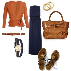 Relaxed travel outfit.