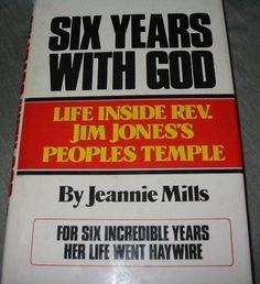 Six Years With God: Life Inside Rev. Jim Jones's Peoples Temple by Jeannie Mills http://www.amazon.com/dp/0894790463/ref=cm_sw_r_pi_dp_yVHBvb0HJ0GSW