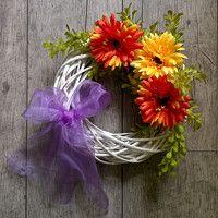 Zboží prodejce Darinadekor / Zboží   Fler.cz Grapevine Wreath, Grape Vines, Hanukkah, Wreaths, Home Decor, Decoration Home, Door Wreaths, Room Decor, Vineyard Vines