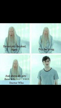 Doctor Who/Harry Potter