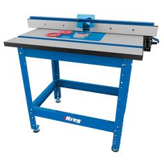 The kreg precision router table system prs1045 includes the 1 kreg precision router table system creates a router table that meets all of your precision routing needs greentooth Choice Image