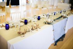 Wedding decorations/Decoraciones de boda