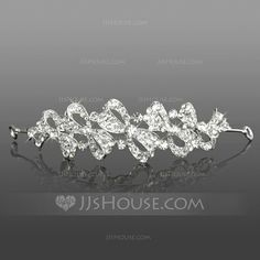Headpieces - $18.99 - Gorgeous Alloy Headpiece/Hair Jewelry (042005714) http://jjshouse.com/Gorgeous-Alloy-Headpiece-Hair-Jewelry-042005714-g5714