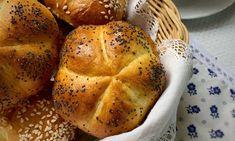 Výborný univerzální recept na housky, rohlíky, bulky – Vůně chleba