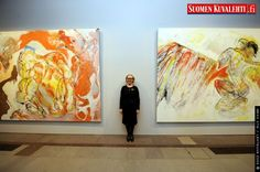 Buy Marjatta Tapiola's painting, or one from a long list of other favorite artists.