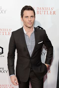 If you think James Marsden is aging like a fine wine, here's Tom Welling. | If Spotify Recommended Hot Guys Instead Of Music