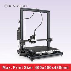 XINKEBOT Professional Manufacture Impressora 3D Dual Extruder kit Maximum Build Dimensions Metal 3D Printer