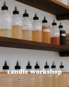 Candle Making Workshop making studio The Candle Bar Wood Wick Candles, Home Candles, Best Candles, Diy Candles, Scented Candles, Soy Candle Making, Candle Making Supplies, Candle Making Kits, Making Candles