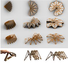 folding folded plate structures ppt how to make origami architecture foldable concept sophia vyzoviti pdf what is signal structure papier Architecture Pliage, Architecture Paramétrique, Architecture Model Making, Architecture Background, Sustainable Architecture, Parametric Design, Kirigami, Folding Structure, Modular Structure
