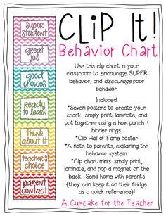 Love It and List It: Behavior Management — The Speech Bubble