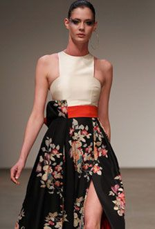 Alex Perry Spring/Summer 11, Madre Floral