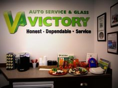 In Fridley, Minnesota, you can find Victory Auto Service & Glass, a top-notch, general auto repair shop. http://www.VictoryAutoServiceGlassFridley.com