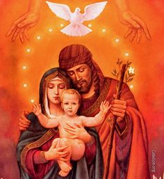 Joseph pray for us Immaculate Heart of Mary pray for us Sacred Heart of Jesus hear our prayers Blessed Mother Mary, Blessed Virgin Mary, Religious Images, Religious Art, Jesus Mary And Joseph, Saint Joseph, Religion Catolica, Saint Esprit, Jesus Pictures