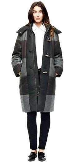 Best Winter Coats: Brighten Up An All-Black Travel Wardrobe