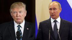 """ABD Başkanı Donald Trump ile Rusya Devlet Başkanı Vladimir Putin arasındaki telefon görüşmesinde Suriye'deki son durumun ele alındığı ve iki liderin, """"Suriye'deki ızdırabın çok uzun sürdüğü ve şiddetin sona ermesi için tüm tarafların yapabileceği her şeyi yapması gerektiği hususunda mutabık   #Balkan #Balkan Haberler #balkanlar #BalkanRehberim #Dünyadan Haberler #Gündem Haberler #Haberler #Türkiyeden Haberler"""