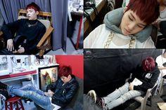 sleeping. minyoongi