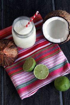 Coconut Lime Margarita- So obsessed
