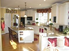 kitchen island images photos cottage kitchens kitchens and cottages on 5088