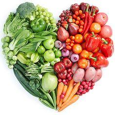 Vex Heart Disease with Veggies