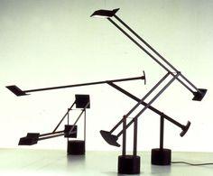 Lampada Tizio per Artemide (1972) - Richard Sapper