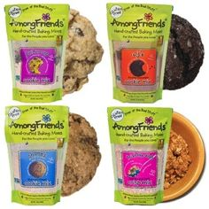 Among Friends Gluten-Free, Dairy-Free Hand-crafted Baking Mixes