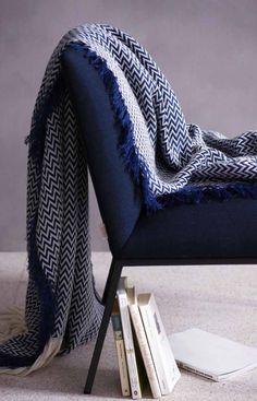 Bunadspledd by Andreas Engelsvik #blue