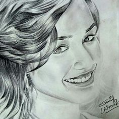 The Innocence & Cuteness Of SHRADDHA KAPOOR Comes Alive In This Mind Blowing Pencil Sketch By SUNIL!!