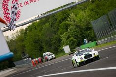 Motor'n | BENTLEY TAKES BLANCPAIN GT SERIES PODIUM IN MONZA