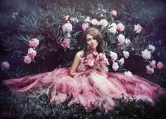 bride in pink Fantasy Photography, Fine Art Photography, Fashion Photography, Surrealism Photography, Valentine Love, Princess Photo, Pink Princess, Foto Pose, Poses