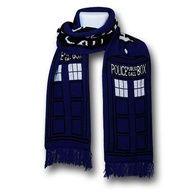 Doctor Who TARDIS Scarf!