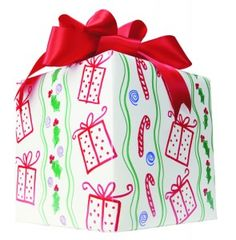 I Love Sharpies: 20 Great Ideas & Projects! - Happiness is Homemade - Handmade gift wrap.