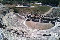 Miletus (Milet), Turkey #MyPhotos