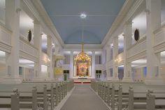 Finland - Helsinki old church Elegant Bride, Elegant Wedding Dress, Perfect Wedding Dress, Wedding Dresses, Simple Weddings, Romantic Weddings, Helsinki, Budget Wedding, Wedding Day